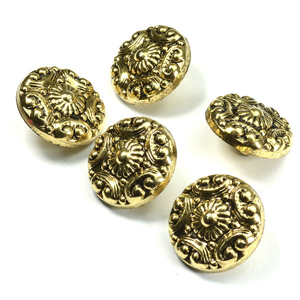 18mm Royal look embedding button