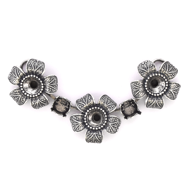 39ss Flowers Centerpiece for Necklace