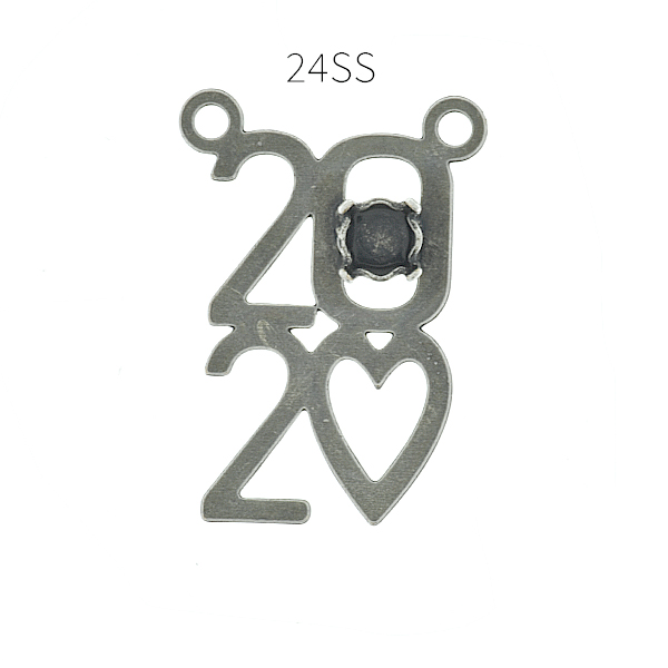 24ss stone setting with 26x19.1mm