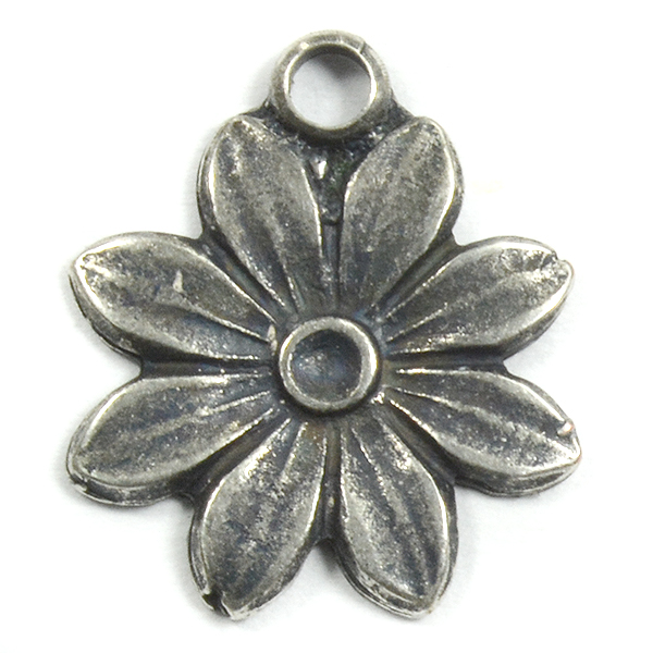 Flower casting with 1 loop