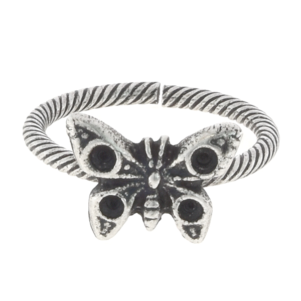 8pp, 14pp Butterfly adjustable ring base