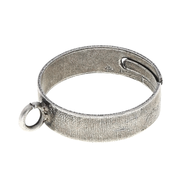 5mm Adjustable ring base with loop