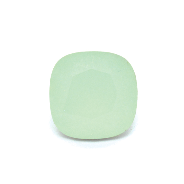 Pacific Opal Glass Stone for 4470 10X10mm Square setting-2pcs pack