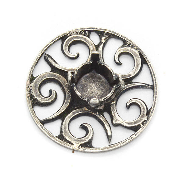 29ss Round pendant connector