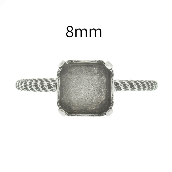 8mm Imperial 4480 Adjustable Thin ring base
