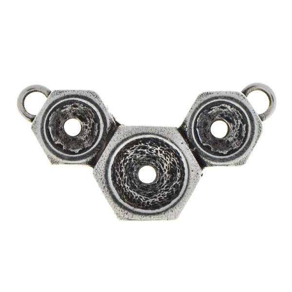 29ss, 39ss Screw nut pendant base with two loops