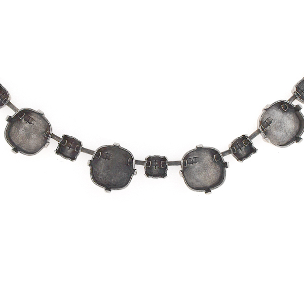 Cup chain for Necklace 29ss with 12-12mm square