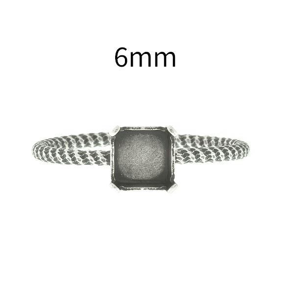 6mm Imperial 4480 Adjustable Thin ring base