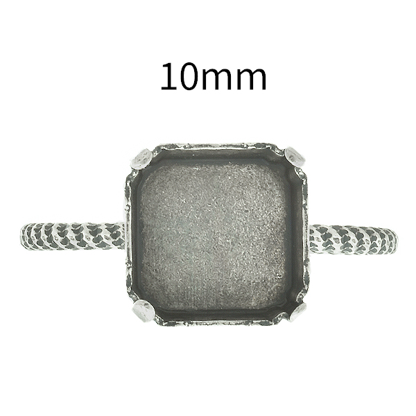 10mm Imperial 4480 Adjustable Thin ring base