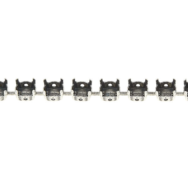39ss Cup chain for bracelet with holes by meter