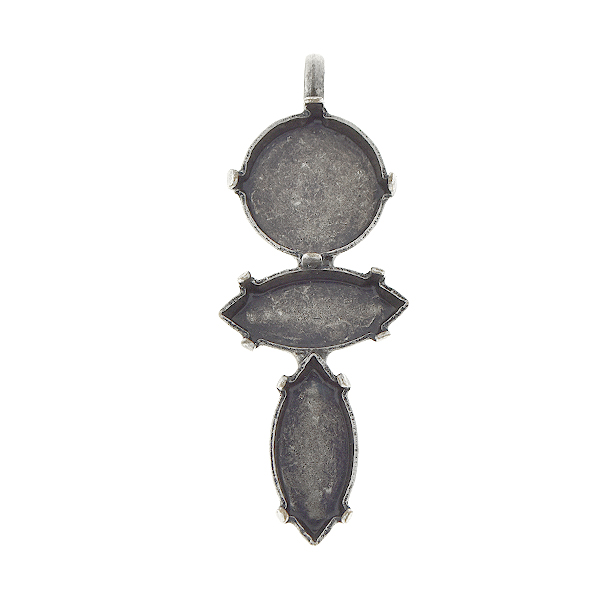 Pendant length with top soldered loop