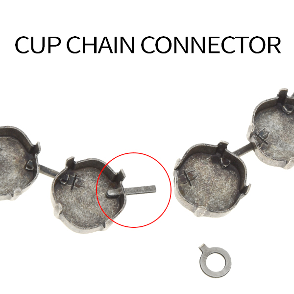 Cup chain connector 20pcs packs