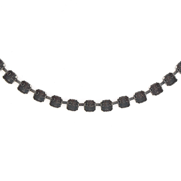24ss Cup chain for Necklace 1 meter