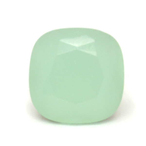 Pacific Opal Glass Stone for 4470 14X14mm Square setting