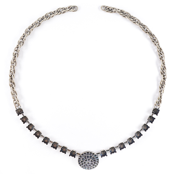 14pp and 29ss Tie chain 6mm Necklace base
