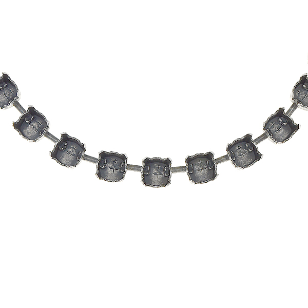 29ss Cup chain for necklace 1 meter