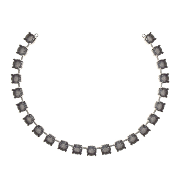 39ss cup chain Centerpiece for Necklace (23 settings) - 23.5cm