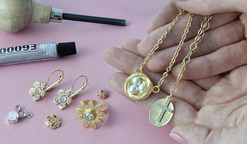 Tips for making DIY Easter jewelry