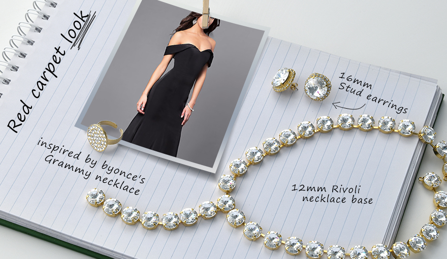Learn how to accessories PROM dresses