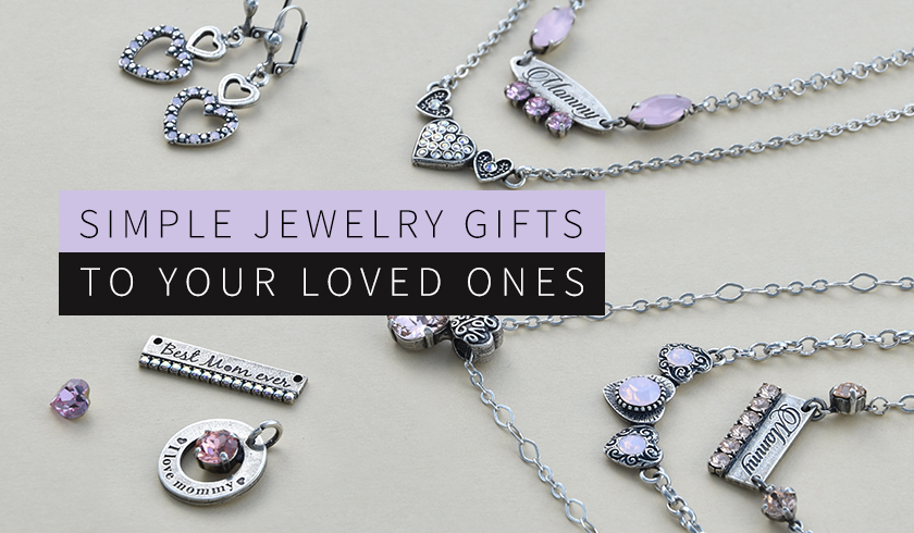 Simple jewelry gifts to make for your loved ones