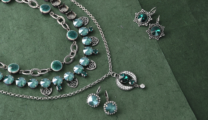 May's birthstone is the fabulous green Emerald