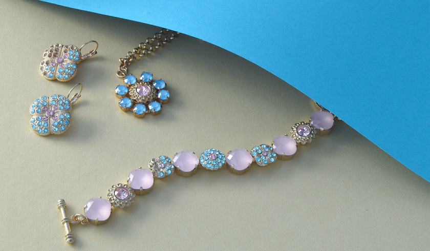 Tips for creating summer SW jewelry sets