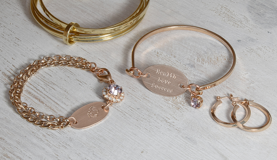 Make your jewelry more unique with meaningful charms