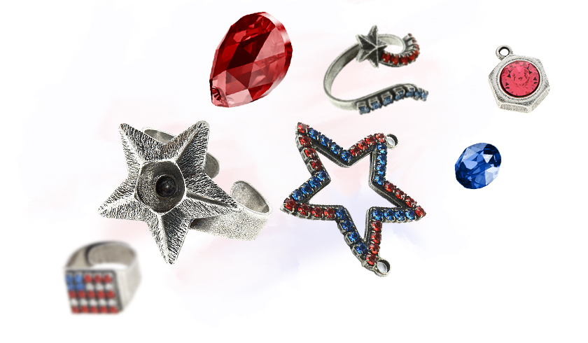 4 tips you must know about making 4th of July jewelry
