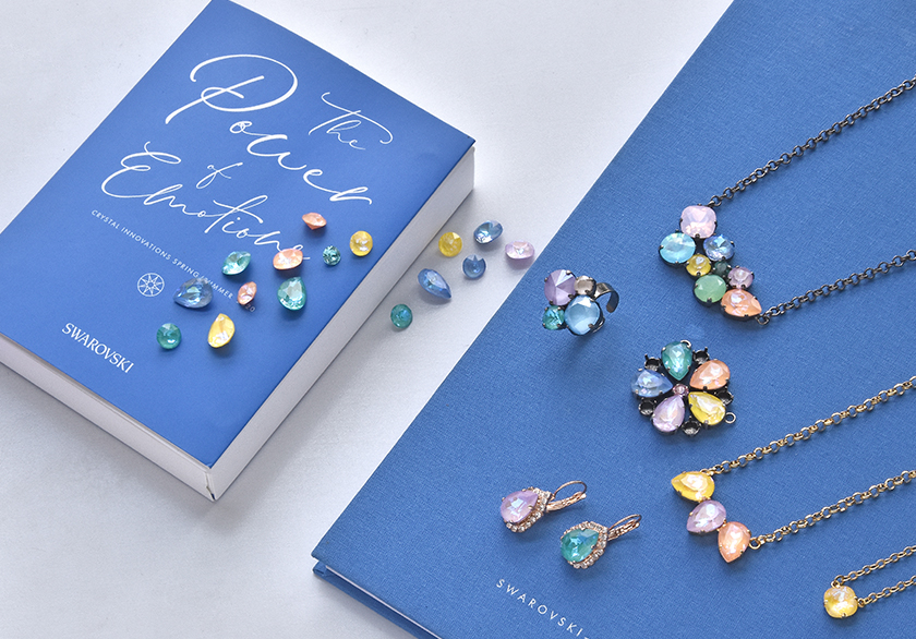 The new Swarovski Collection - The Power of Emotions