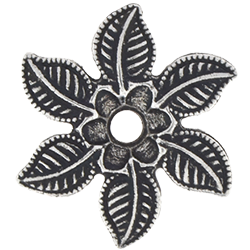24ss Flower and leaves