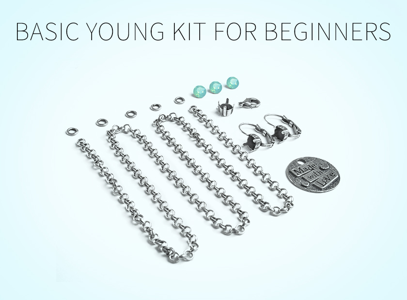 Basic Young Kit for Beginners