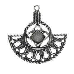Filigree Egypt style element Set
