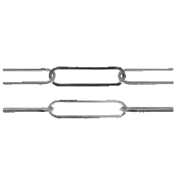 Rectangular link chain Set