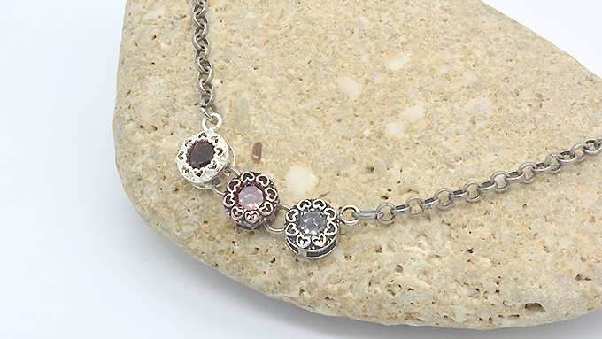 Special Setting Necklace