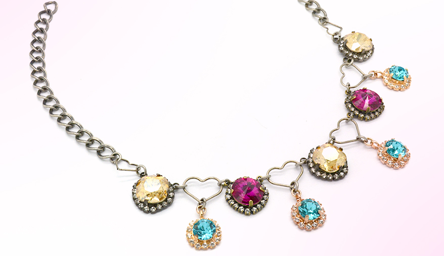 Heart Spring Necklace
