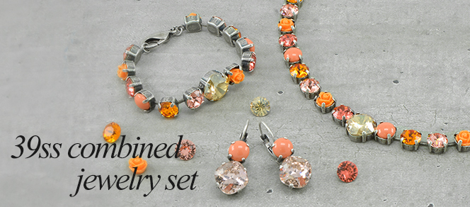 39ss Combined jewelry set
