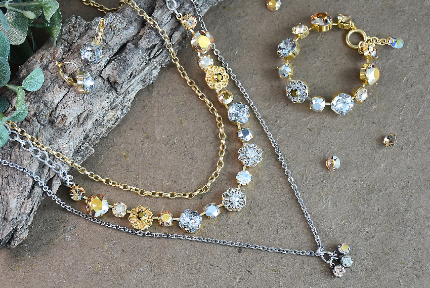 Gold & Silver jewelry inspiration