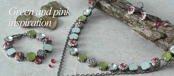Greens and Pinks inspiration