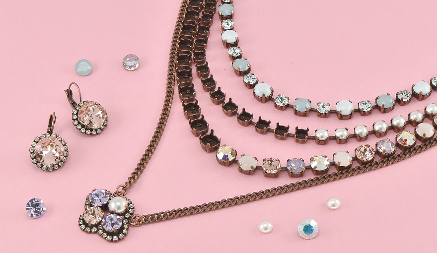 Delicate pearls inspiration