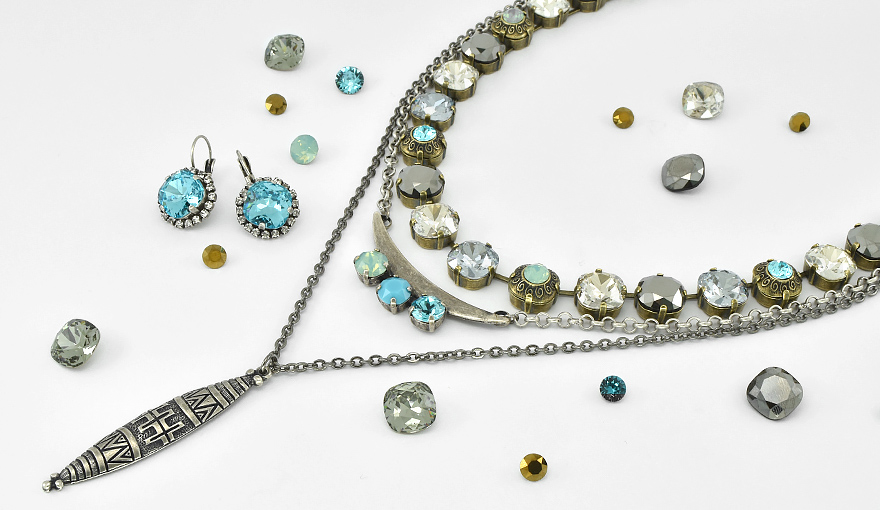 Silver & Turquoise jewelry inspiration