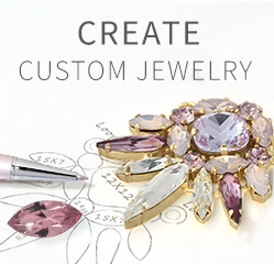Create custom Jewelry banner left side
