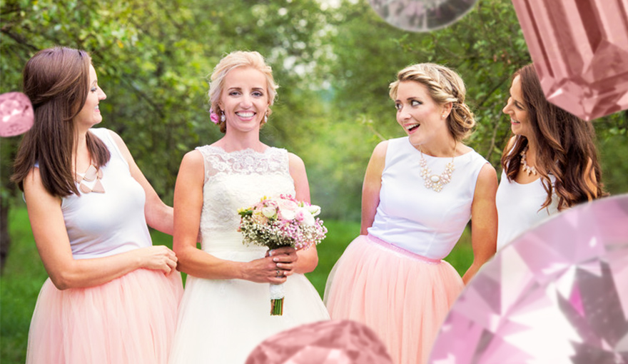 All about Bridesmaids jewelry