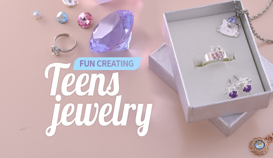 Teen jewelry collection