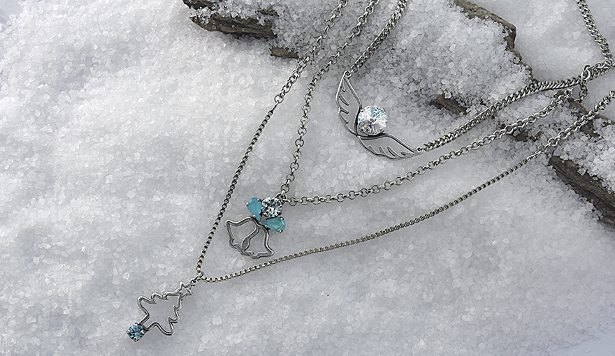Special pendants collection for Christmas
