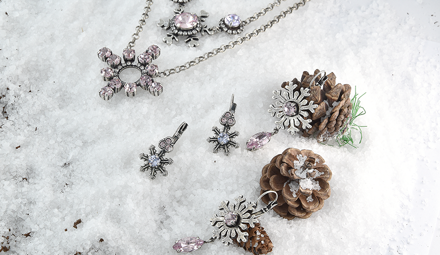 Magical Christmas jewelry inspiration