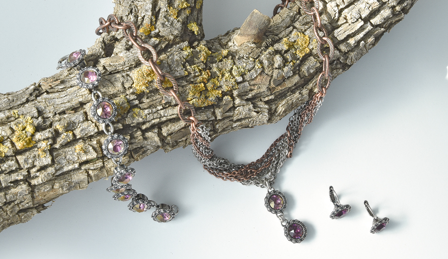 Combining chains in your jewelry sets