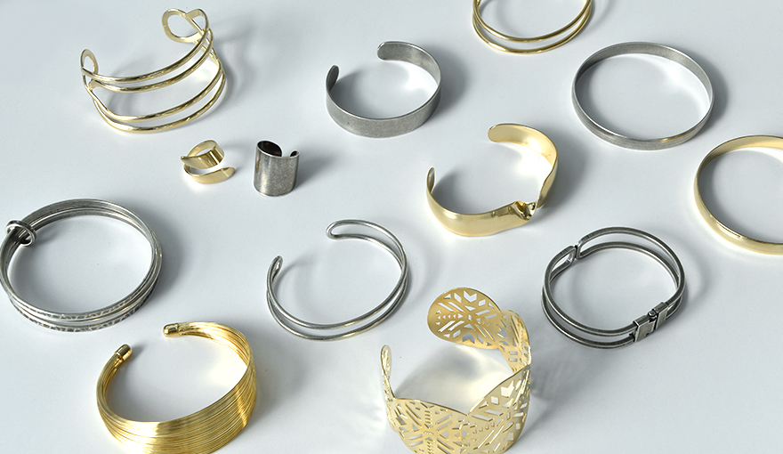 Beautiful basic items for your jewelry collection
